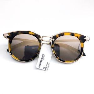 NEW KAREN WALKER | super lunar tortoise sunglasses